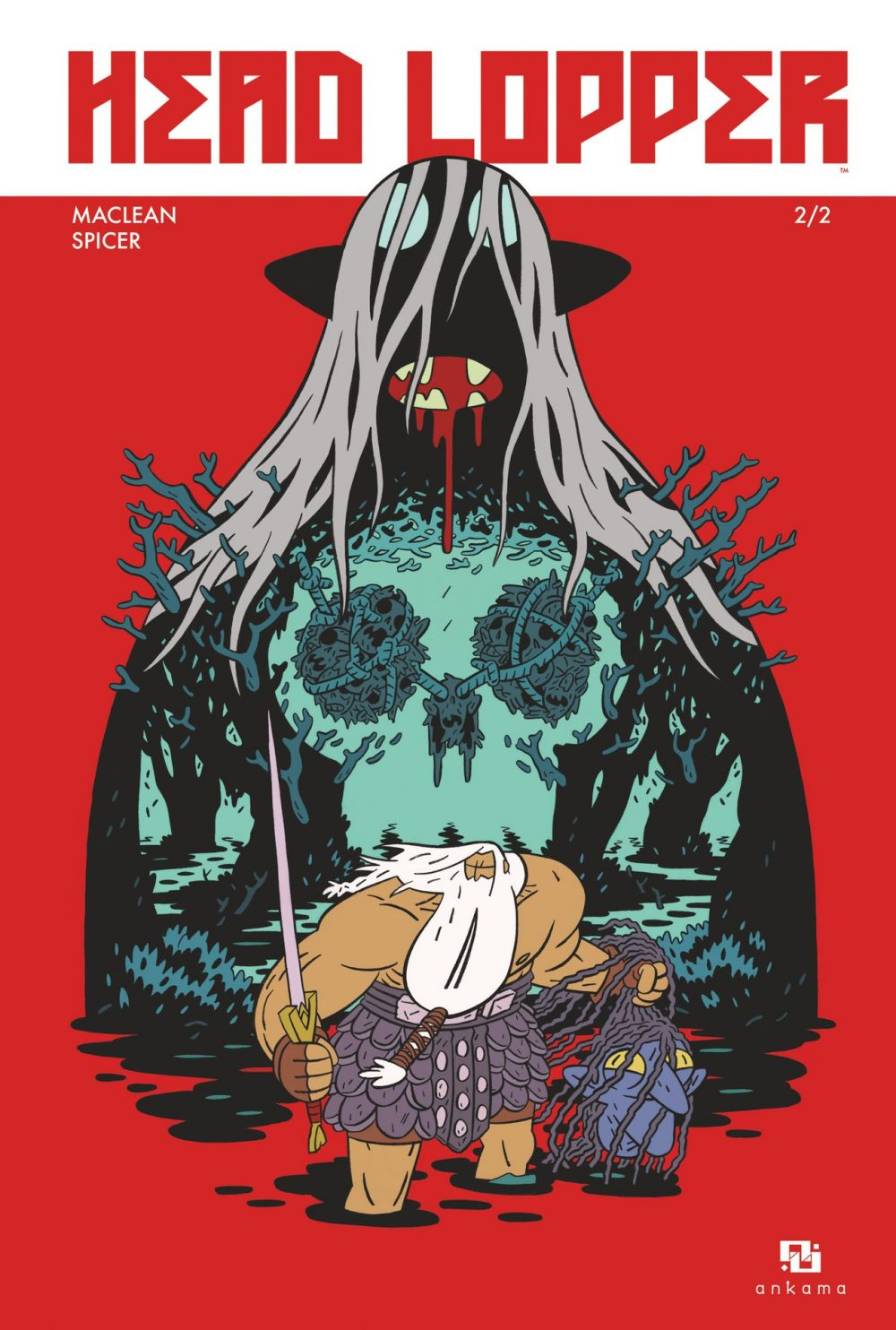 Head Lopper - Tome 2 - Head Lopper - Tome 2