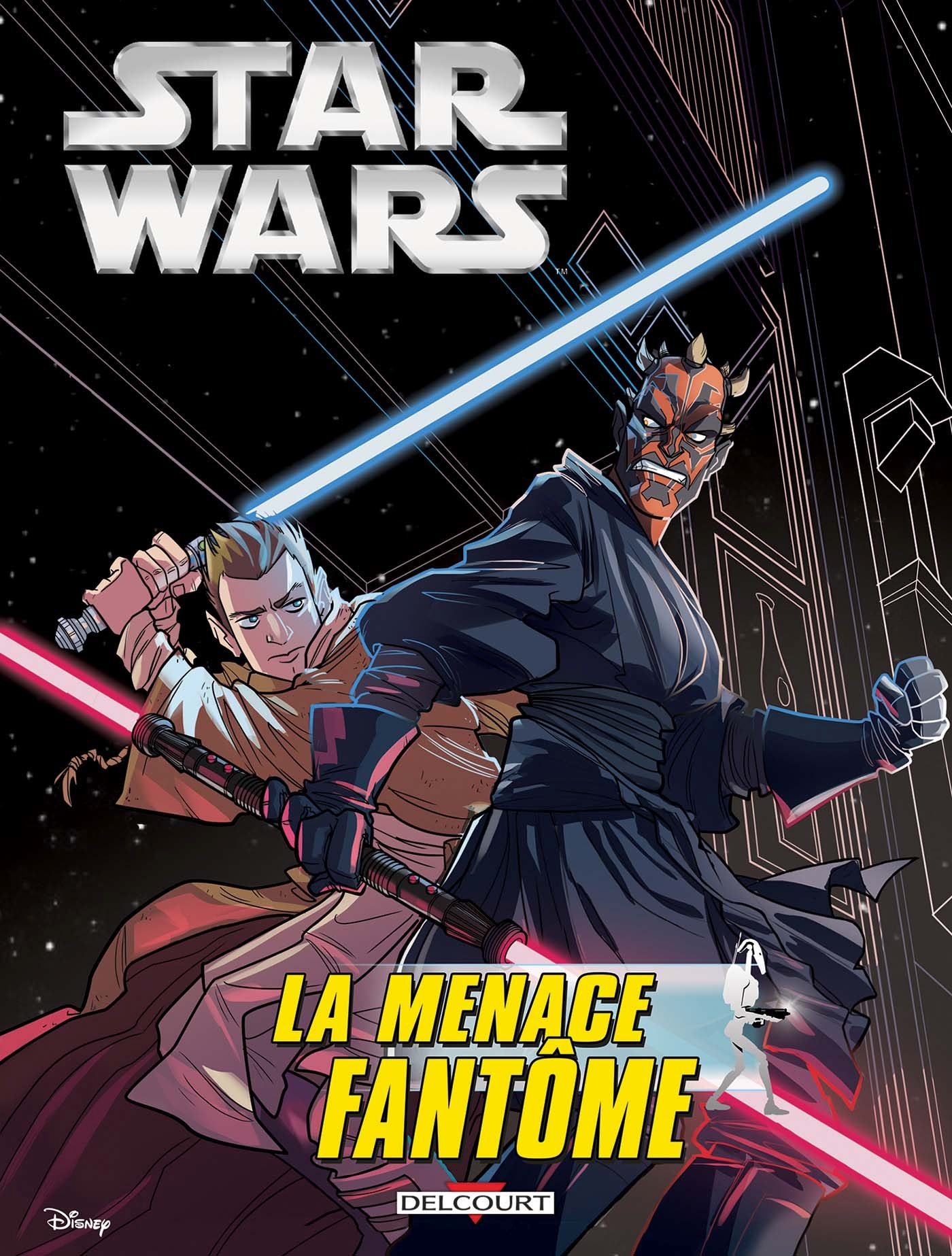 Star Wars : La Menace Fantôme (jeunesse)