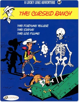 Lucky Luke (english version) - Tome 62 - The Cursed Ranch