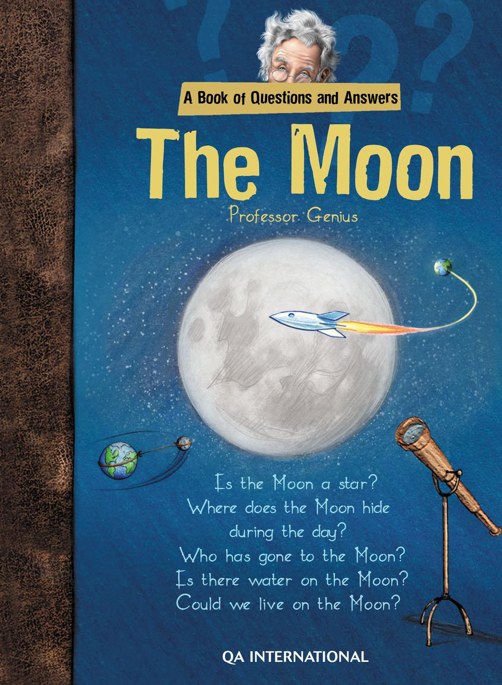My Notebook of Questions : The Moon
