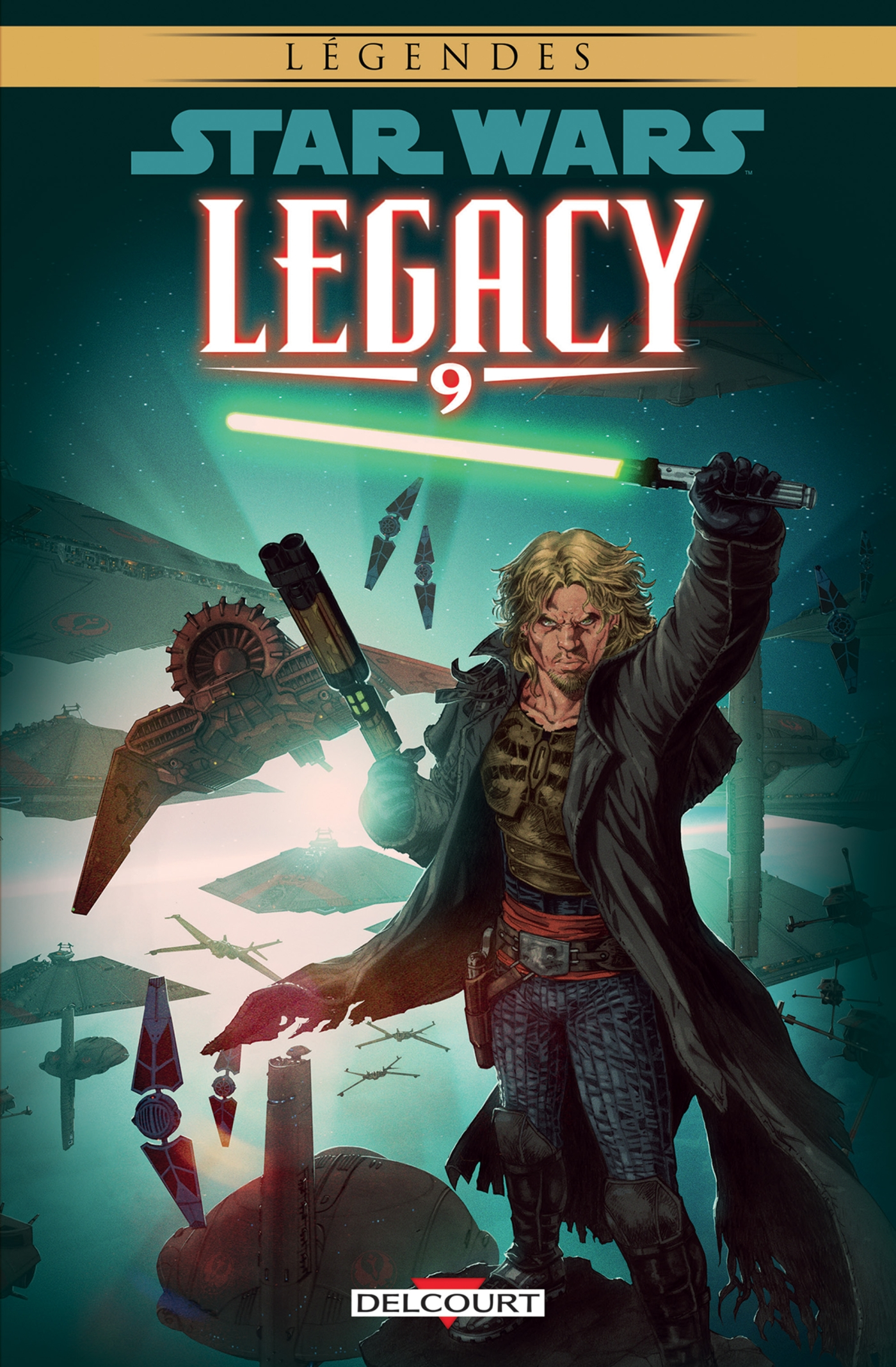 Star Wars - Legacy T09. NED