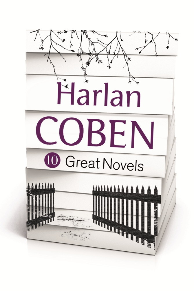 HARLAN COBEN – TEN GREAT NOVELS