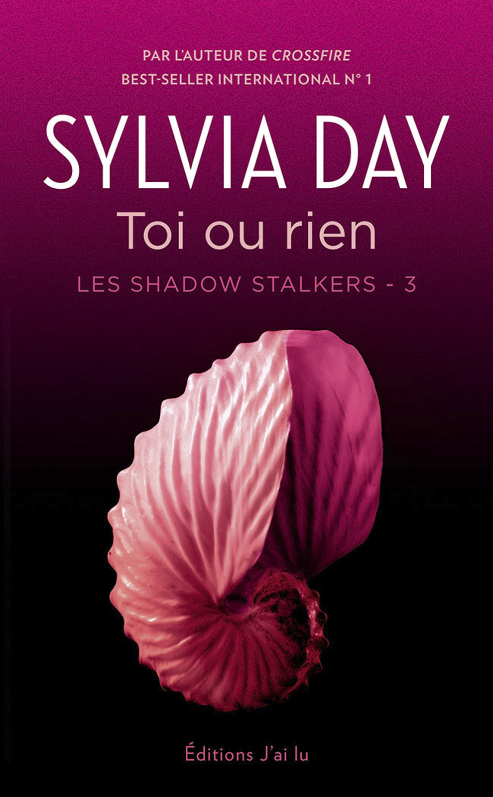 Les Shadow Stalkers (Tome 3) - Toi ou rien
