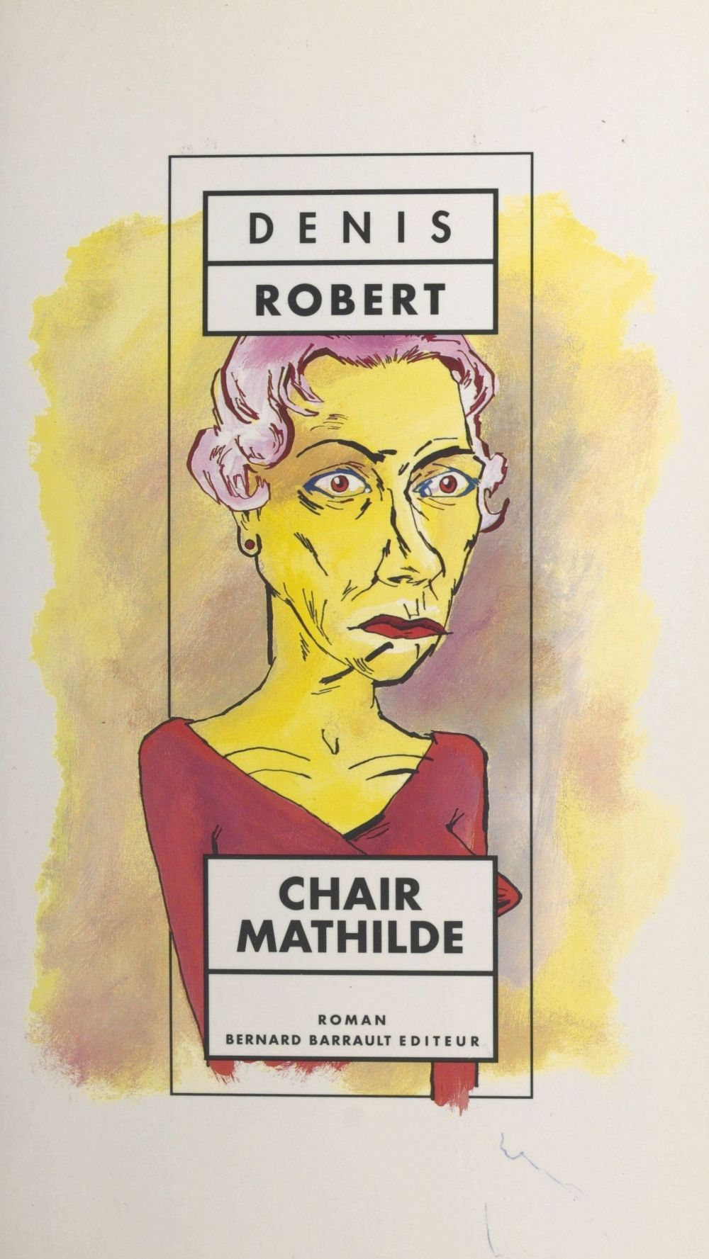 Chair Mathilde