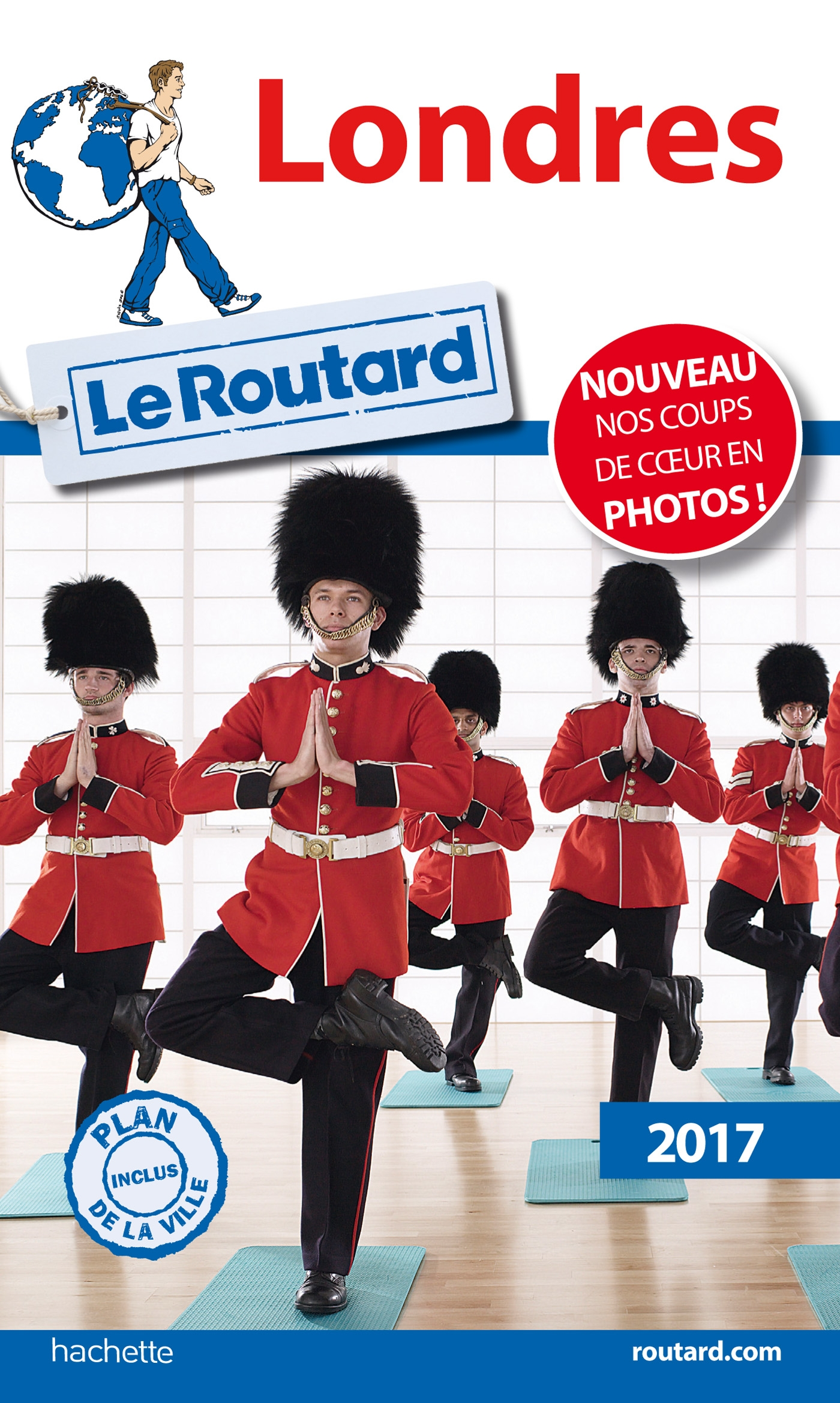 Guide du Routard Londres 2017 |