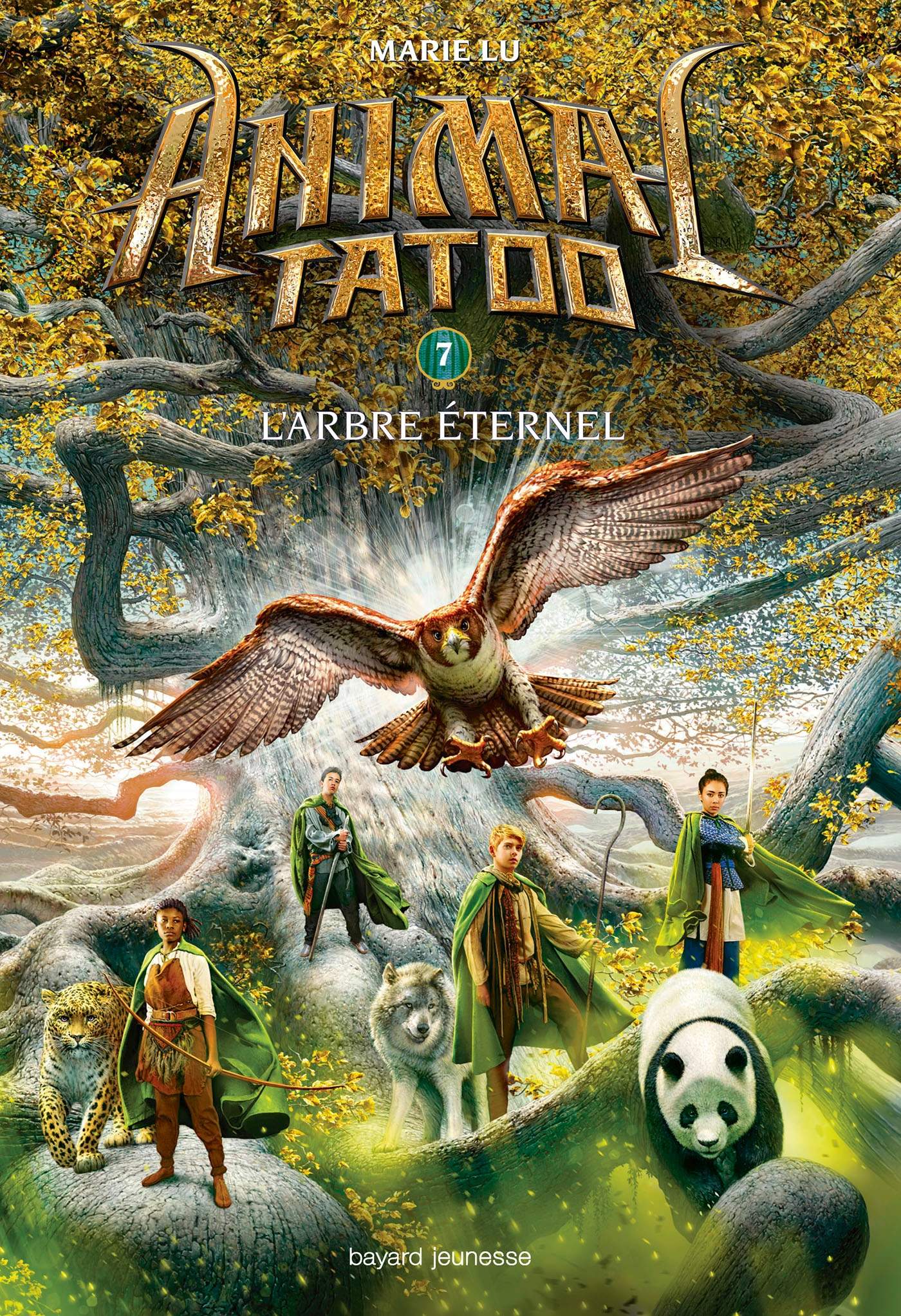 Animal Tatoo saison 1, Tome 07