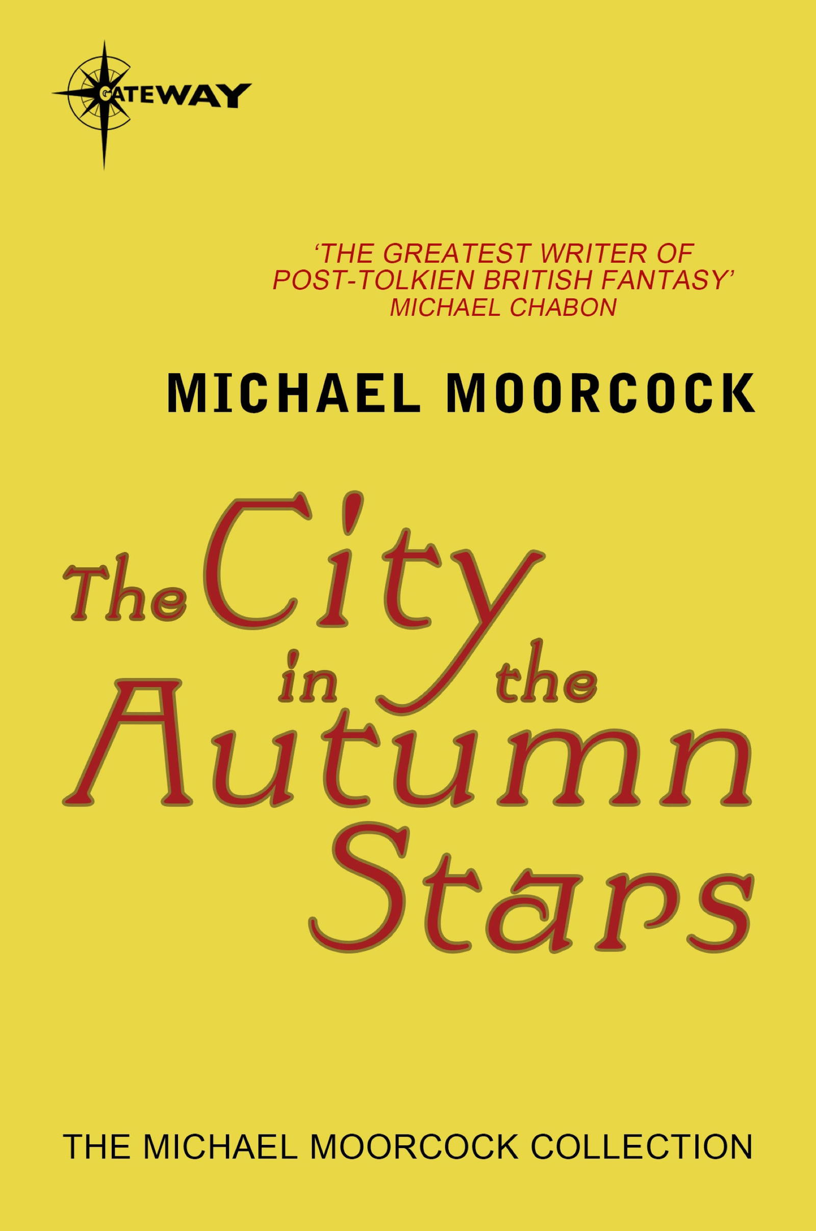 The City in the Autumn Stars