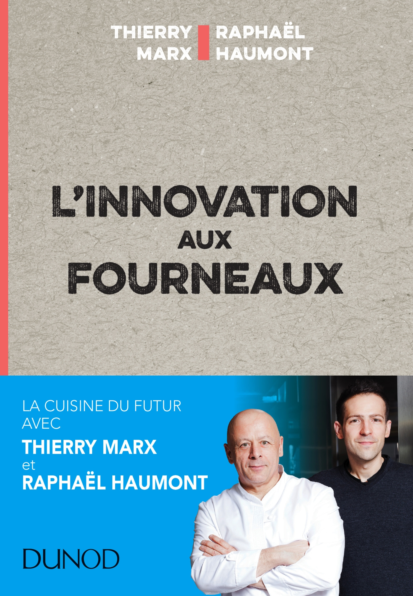 Cover image (L'innovation aux fourneaux)