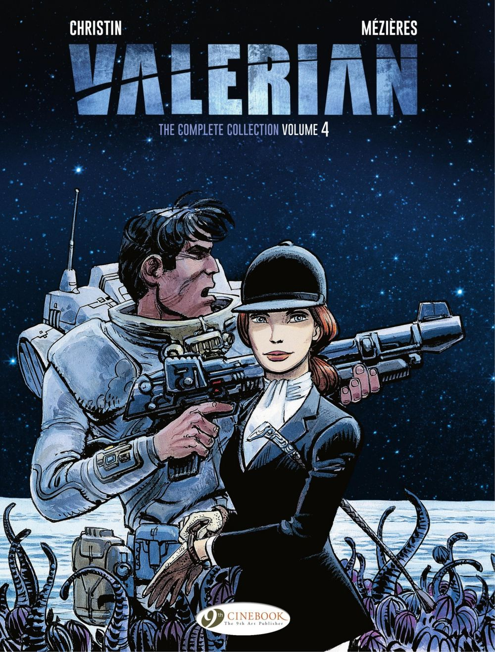 Valerian - The Complete Collection - Volume 4