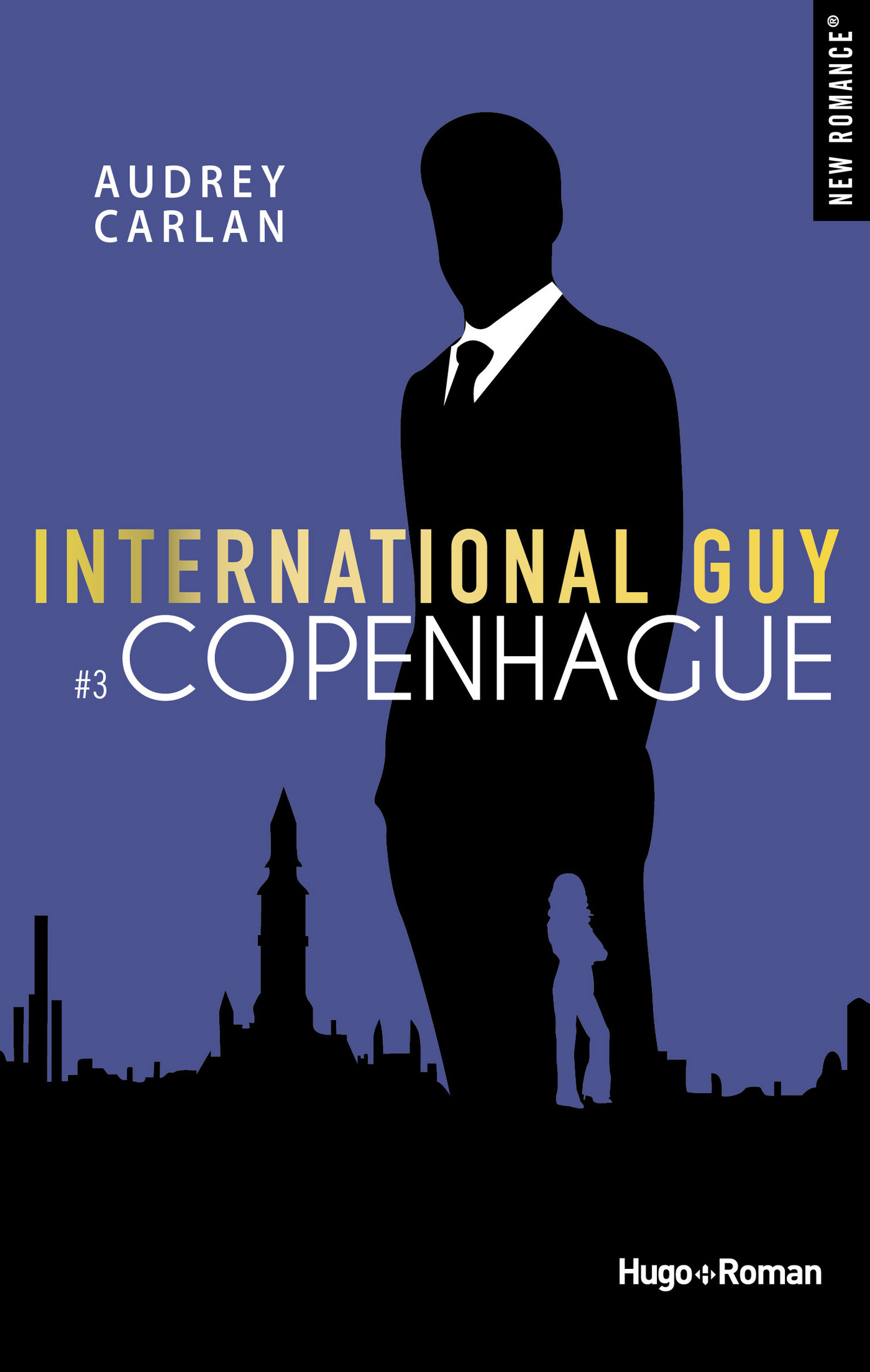 International guy - tome 3 Copenhague -Extrait offert-