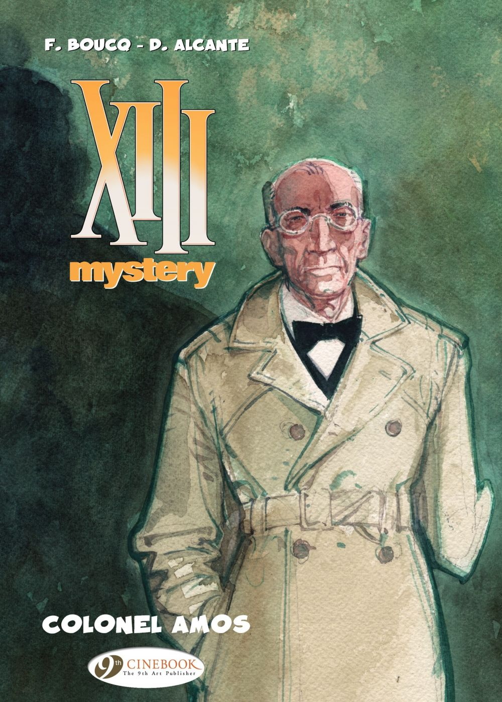 XIII Mystery - Volume 4 - Colonel Amos