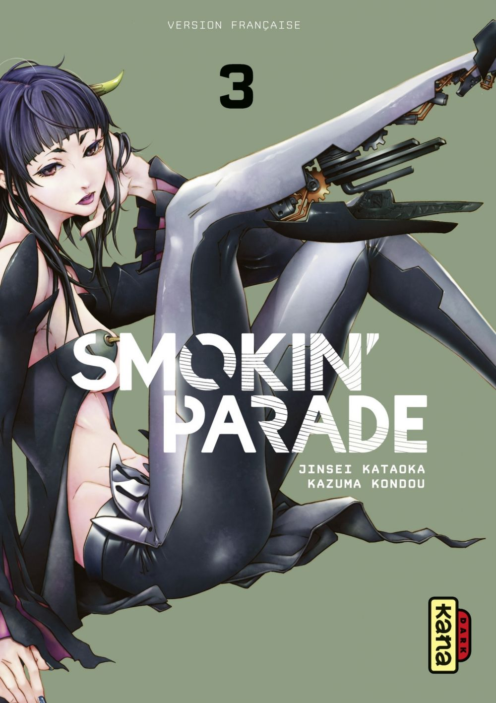 Smokin' Parade, tome 3