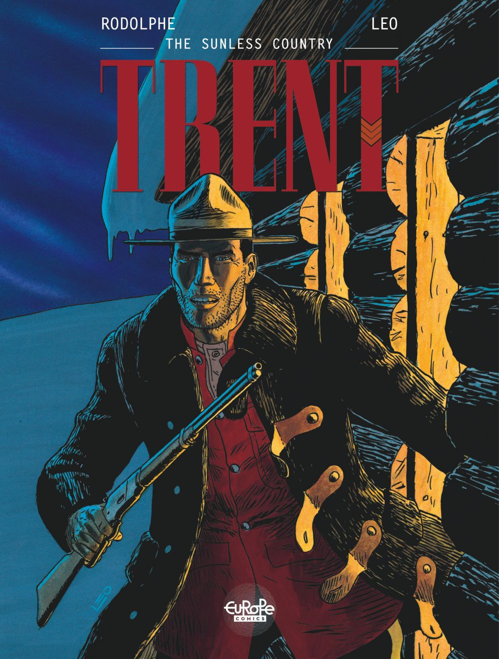 Trent 6. The Sunless Country