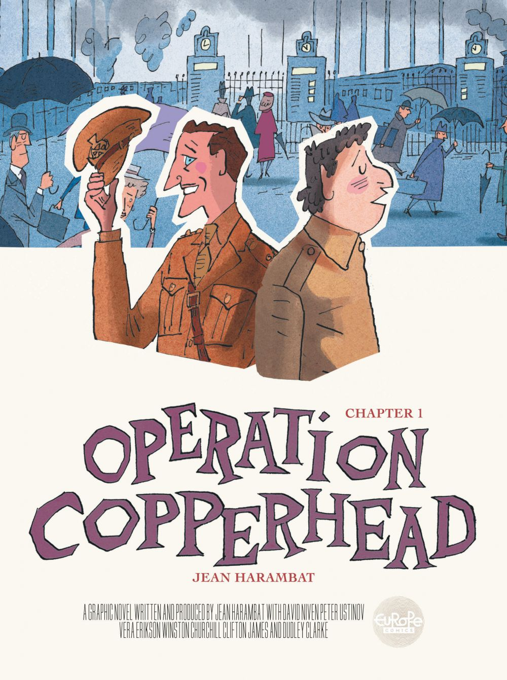 Operation Copperhead - Volume 1