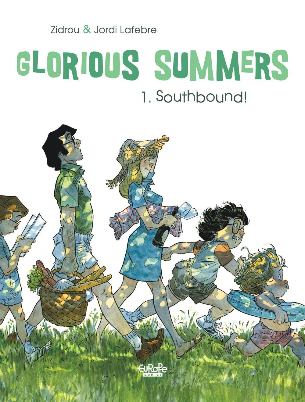 Glorious Summers - Volume 1 - Southbound!