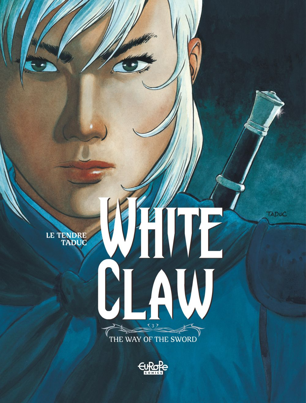 White Claw 3. The Way of the Sword
