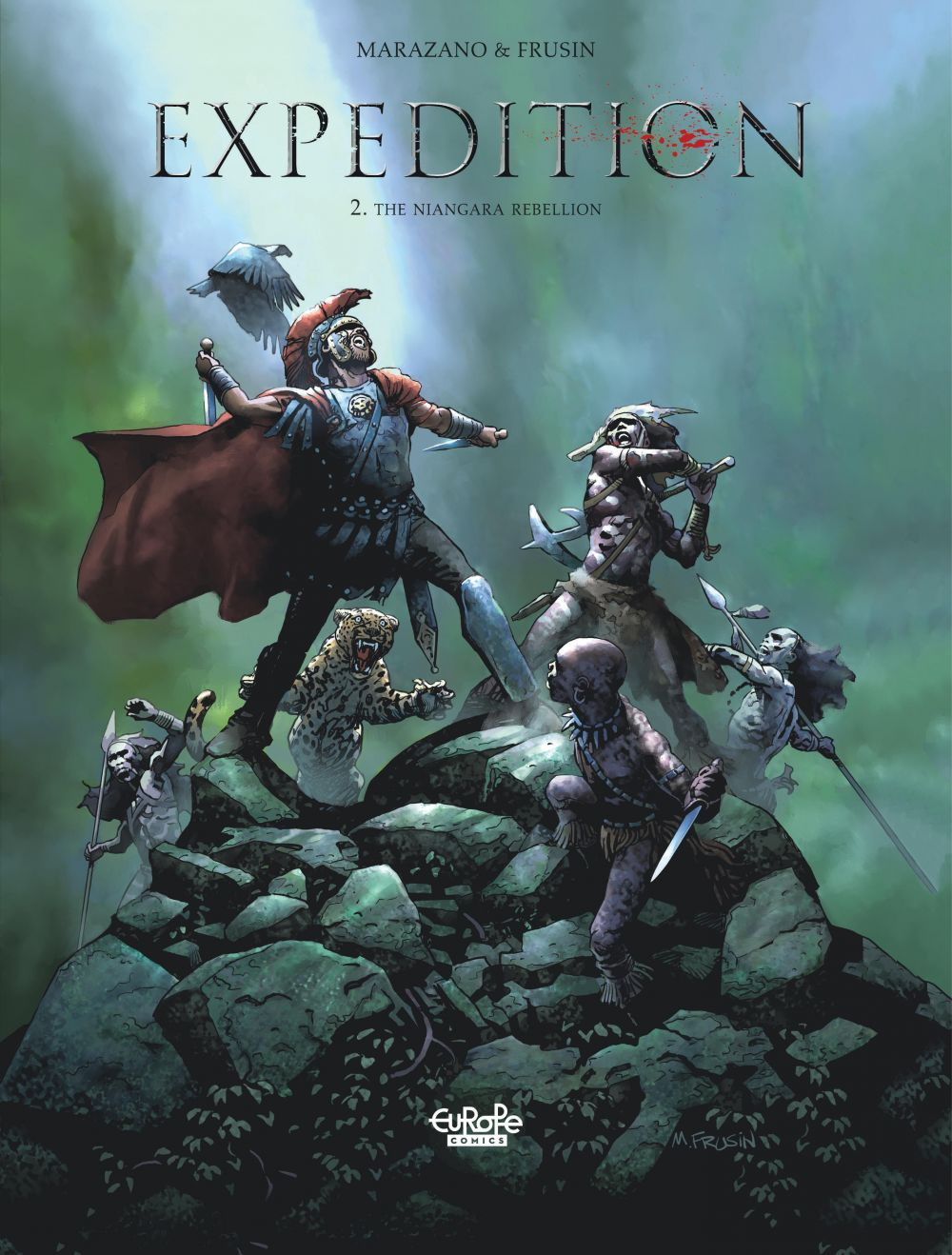 Expedition 2. The Niangara Rebellion