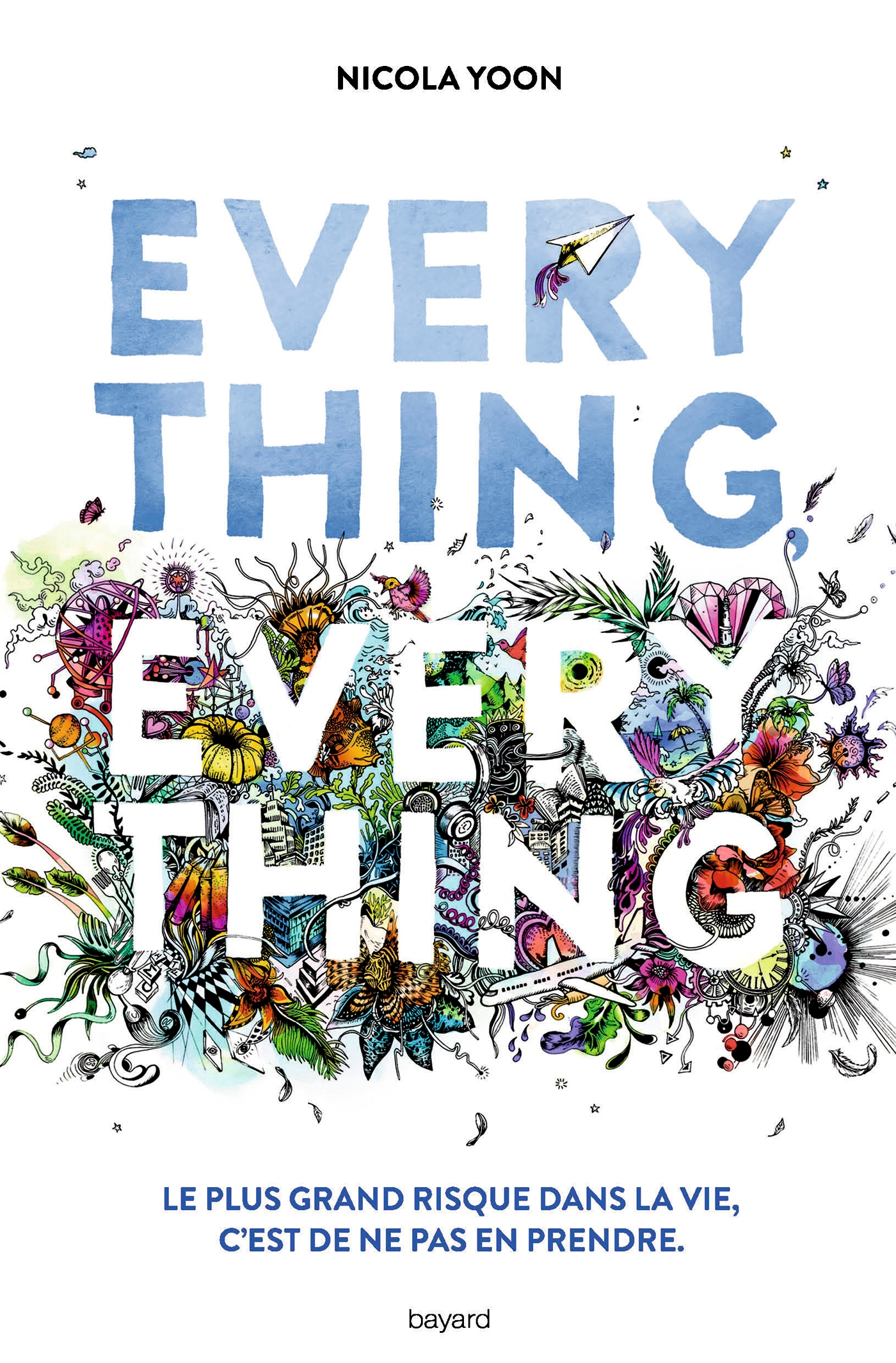 Everything, everything | Yoon, Nicola