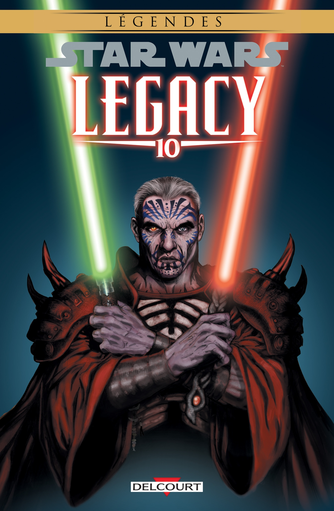 Star Wars - Legacy T10. NED