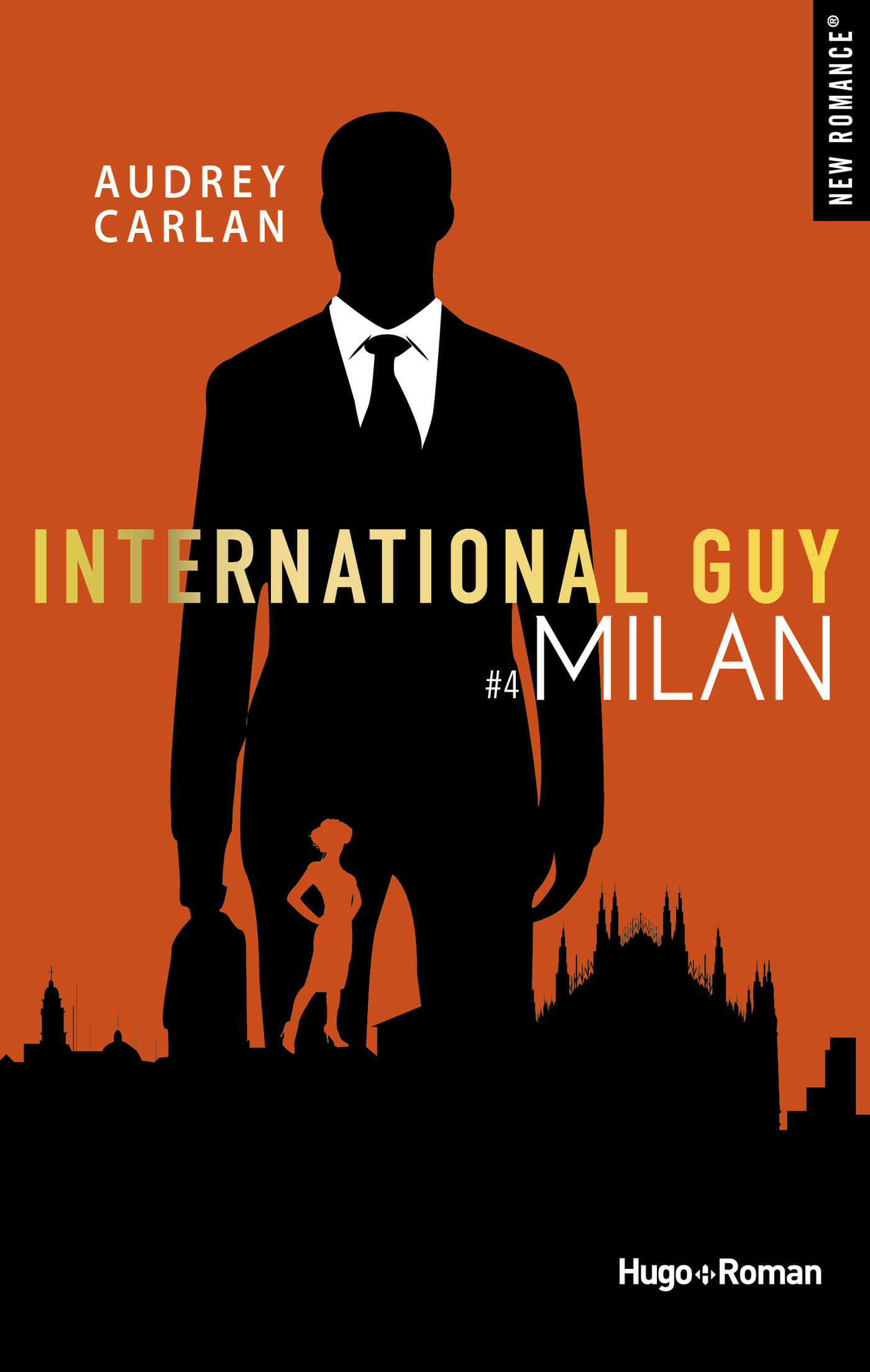 International Guy - tome 4 Milan -Extrait offert-