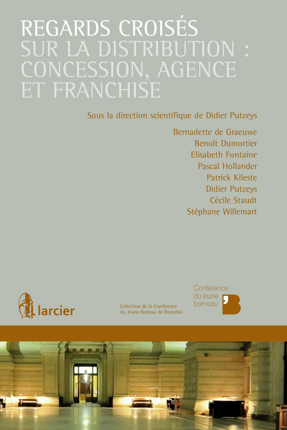 Regards croisés sur la distribution : concession, agence et franchise