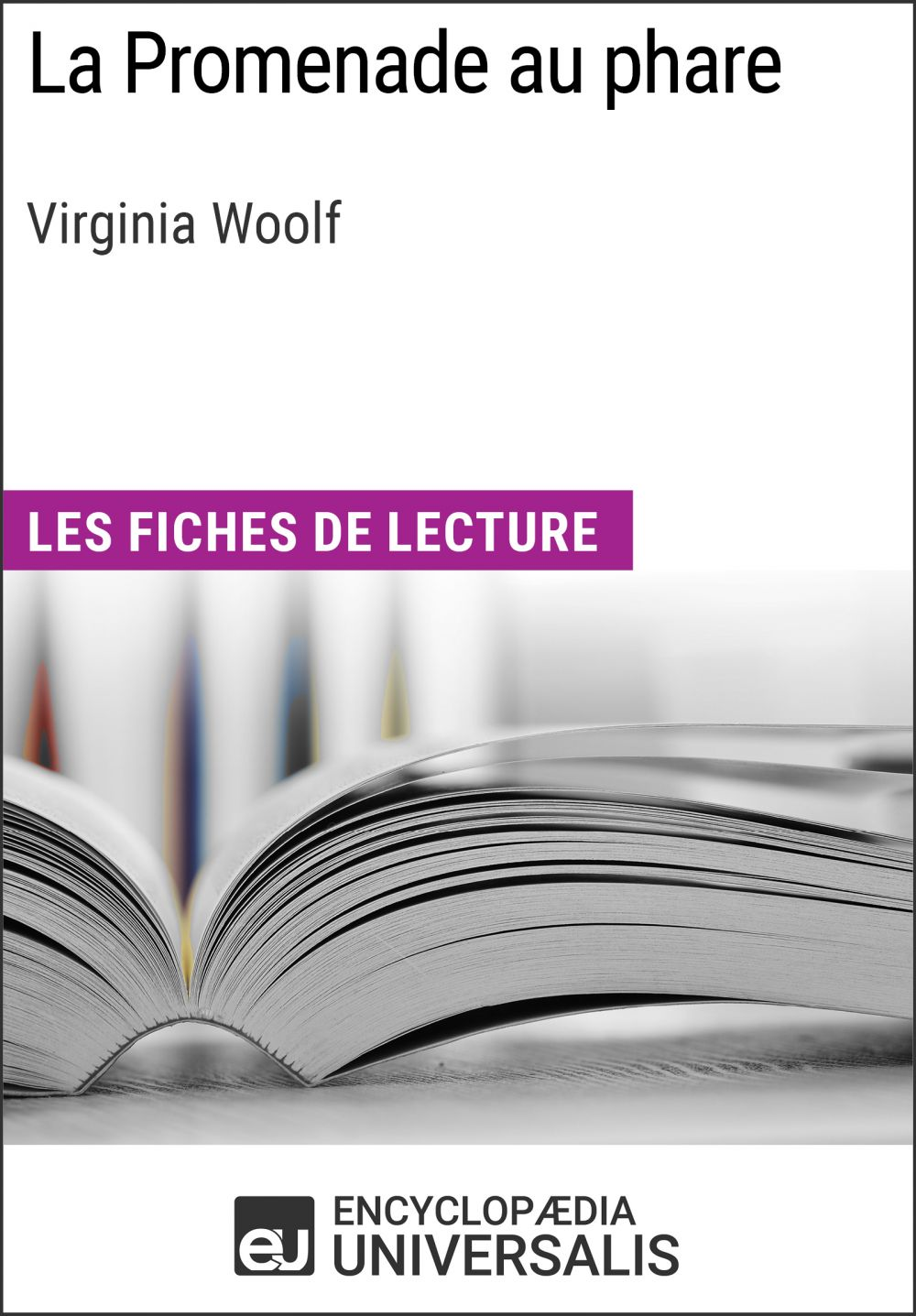 La Promenade au phare de Virginia Woolf