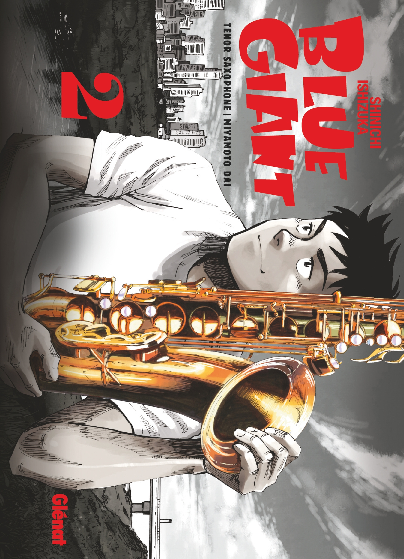 Blue Giant - Tome 02