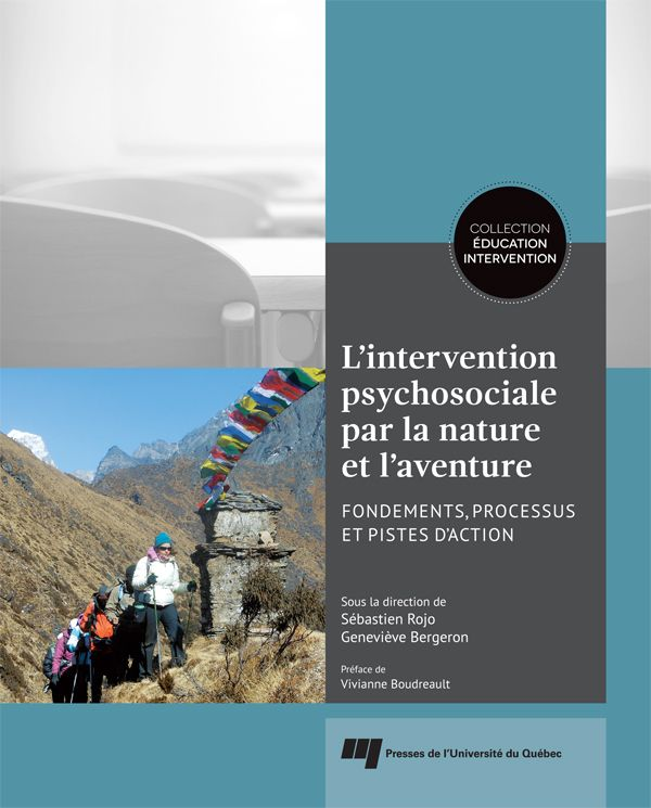 L'intervention psychosociale par la nature et l'aventure