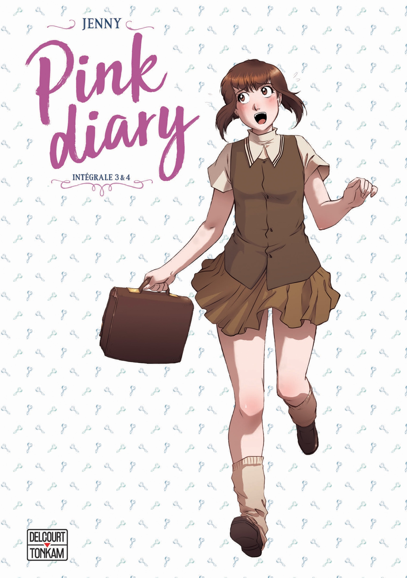 Pink diary T03 & T04
