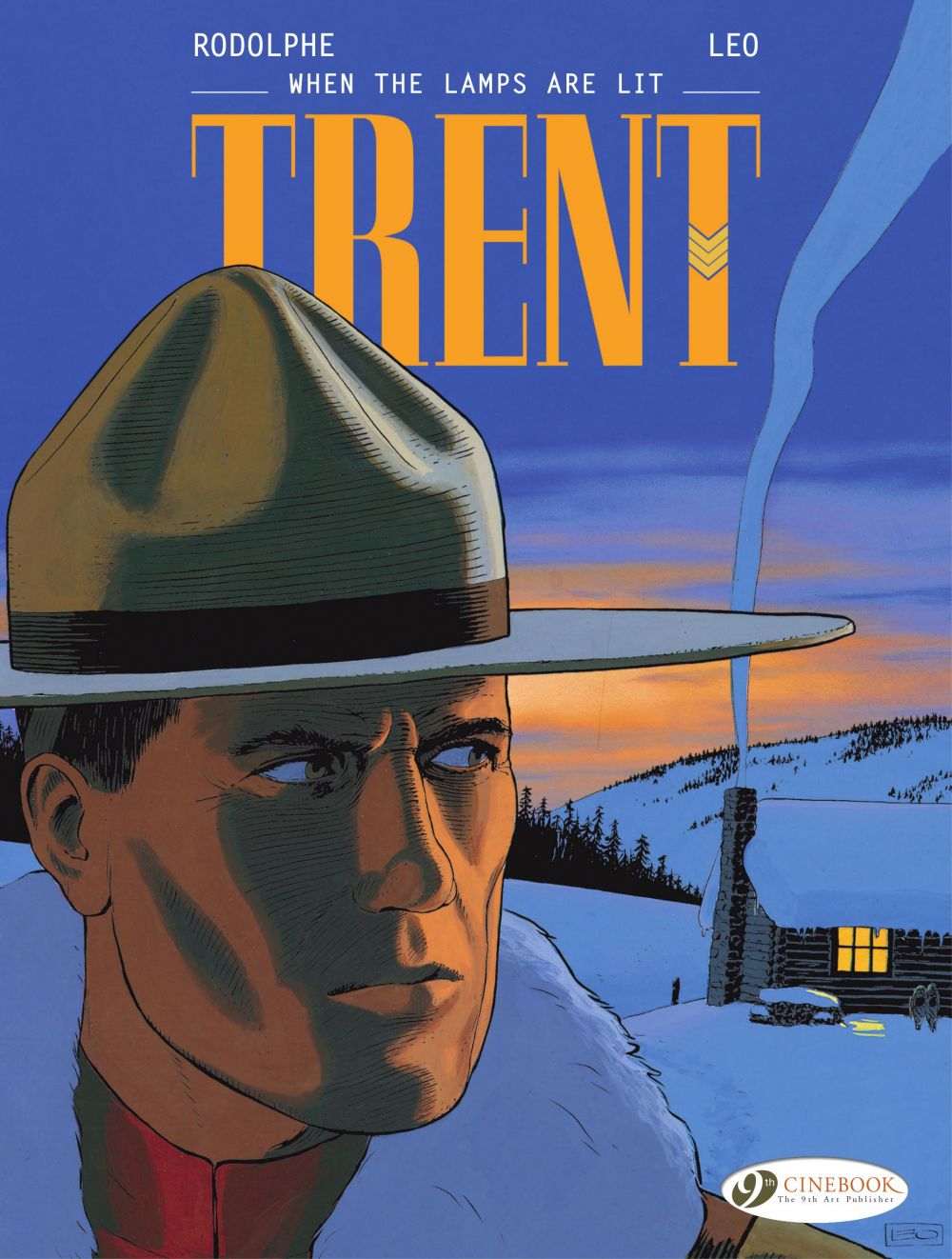 Trent - Volume 3 - When the Lamps are Lit