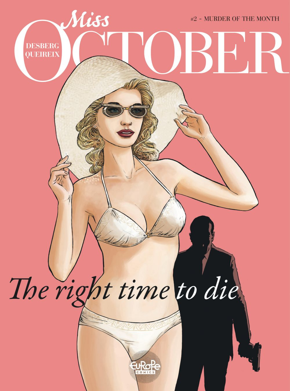 Miss October 2. Murder of the Month