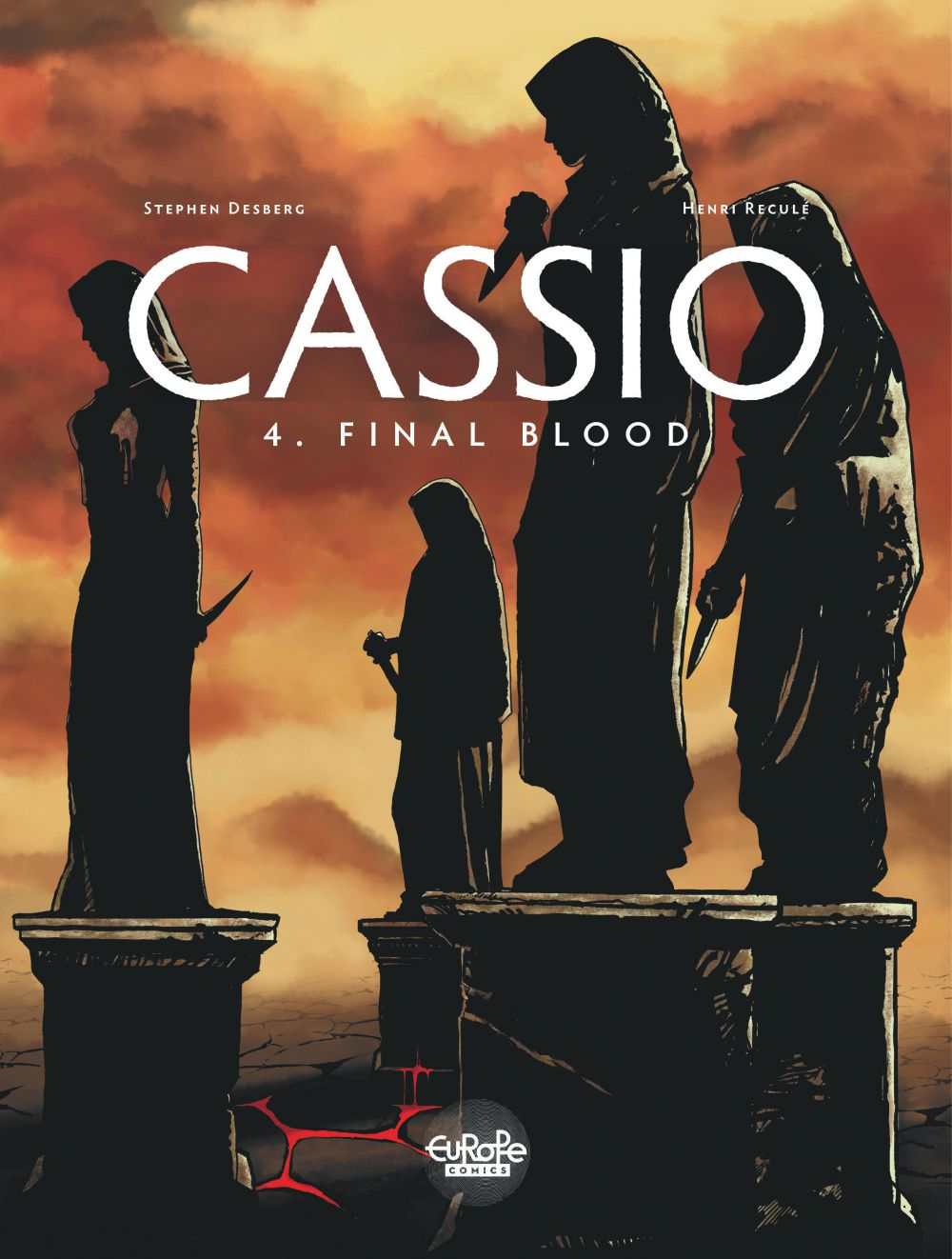Cassio 4. Final Blood