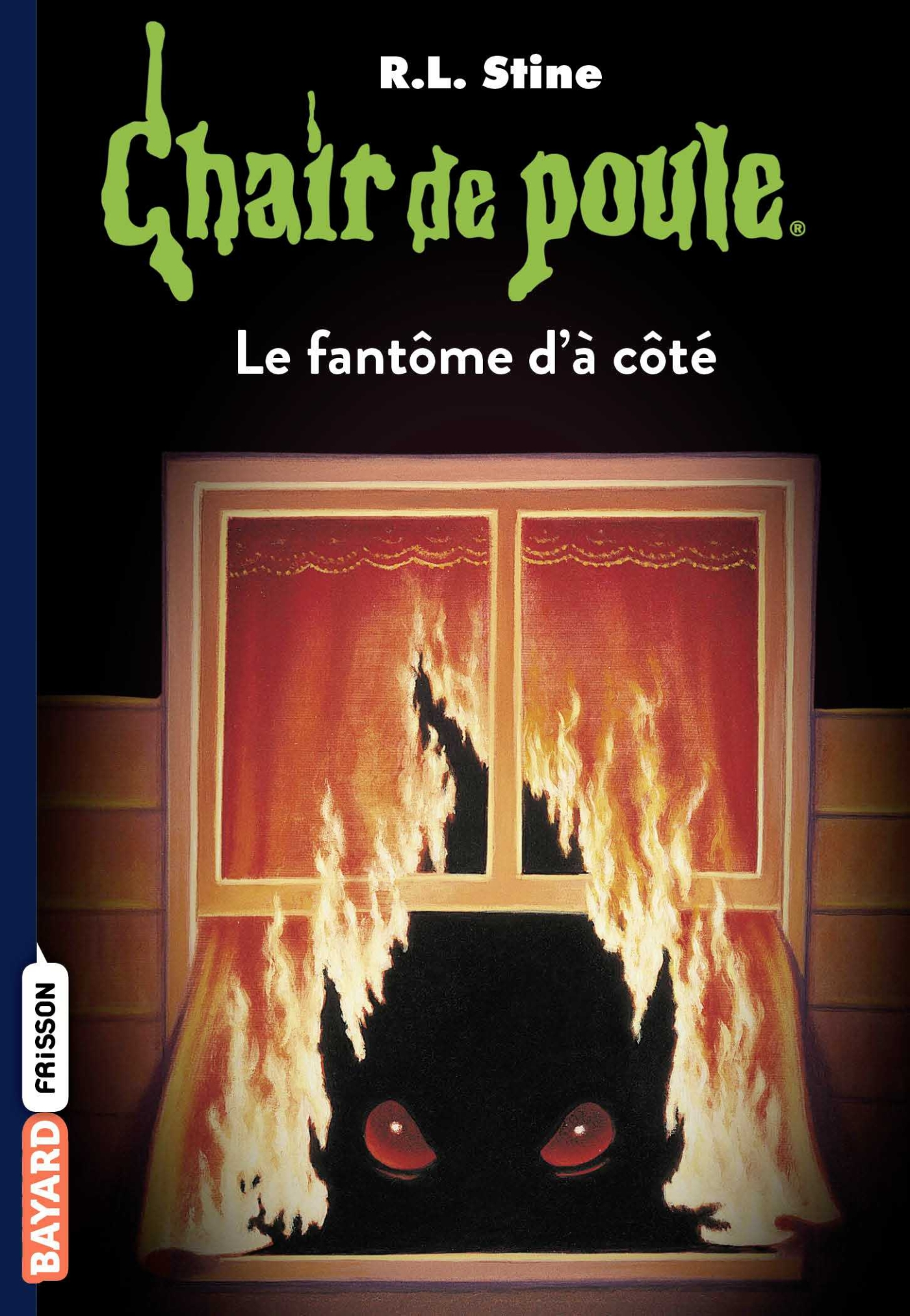 Chair de poule , Tome 16