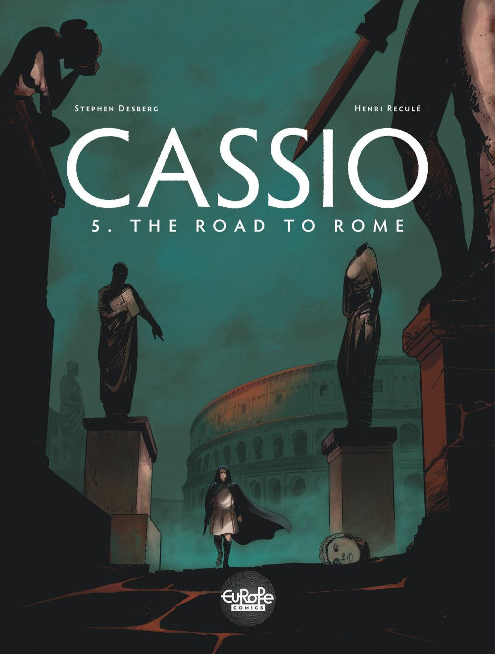 Cassio 5. The Road to Rome