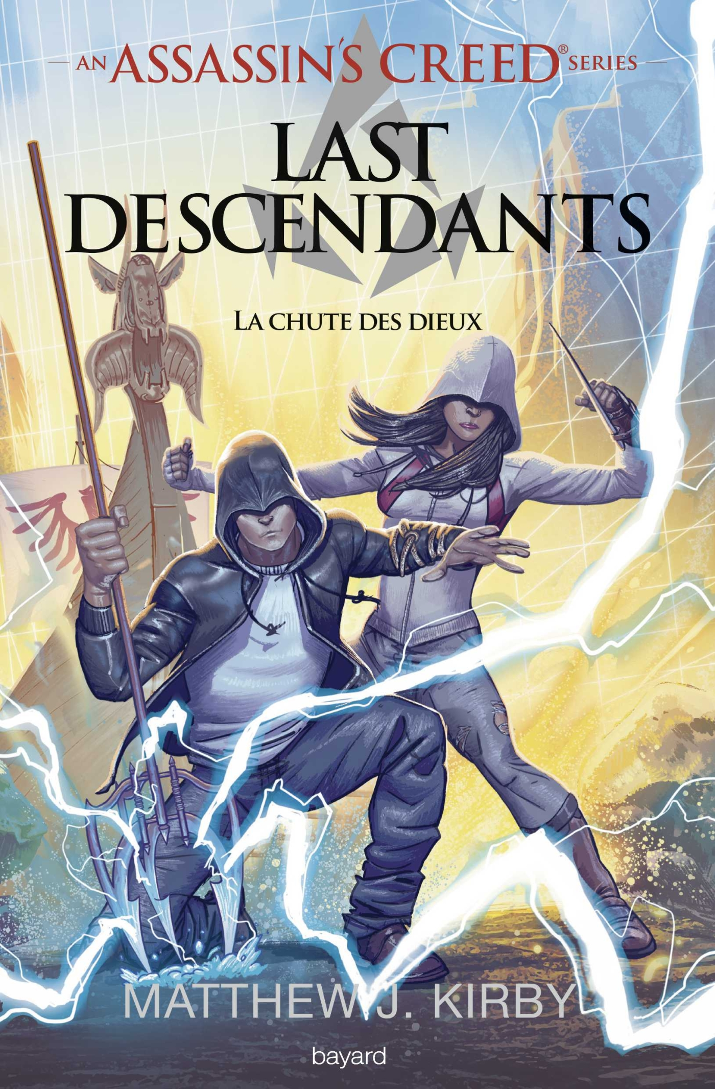 An Assassin's Creed series © Last descendants, Tome 03