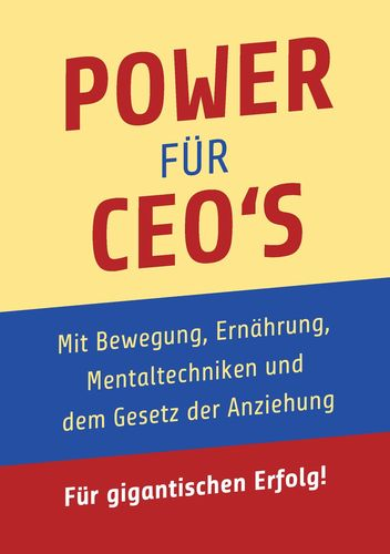 Power für CEO's