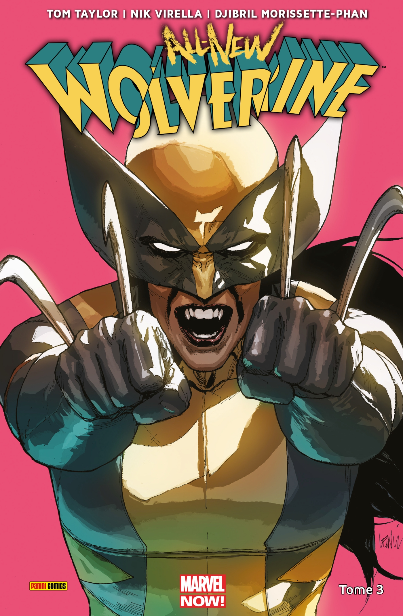 All-New Wolverine (2016)T03