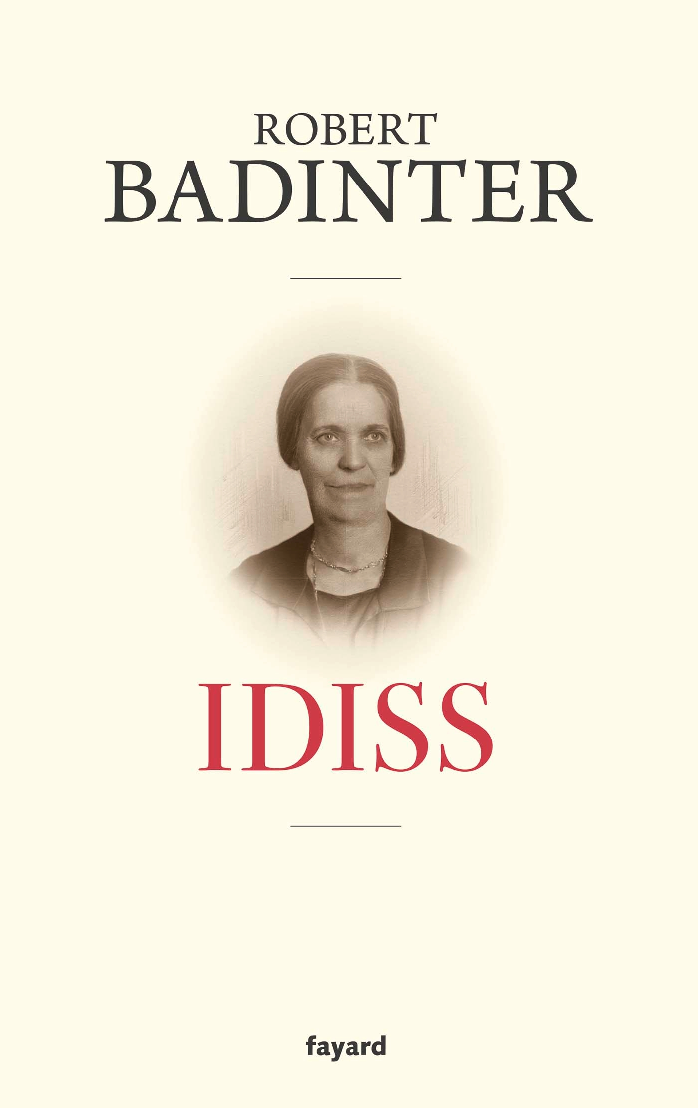 Idiss | Badinter, Robert