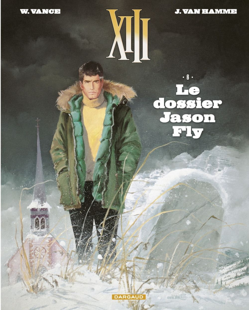 XIII  - tome 6 - Le dossier Jason Fly
