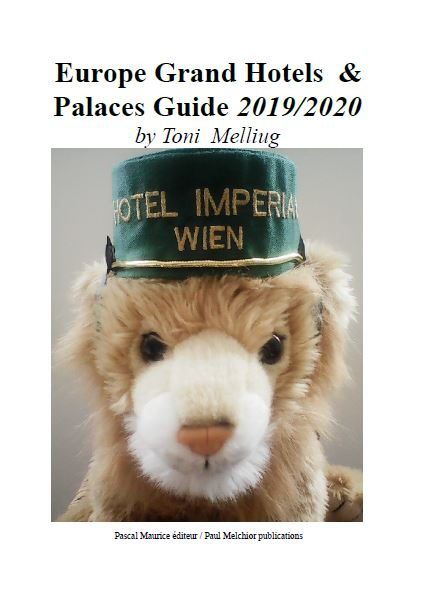 Europe Grand Hotels & Palaces Guide