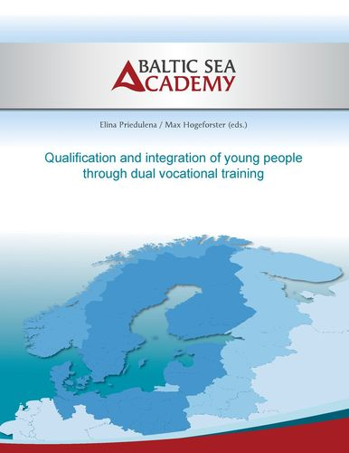 Qualification and integration of young people by dual vocational training