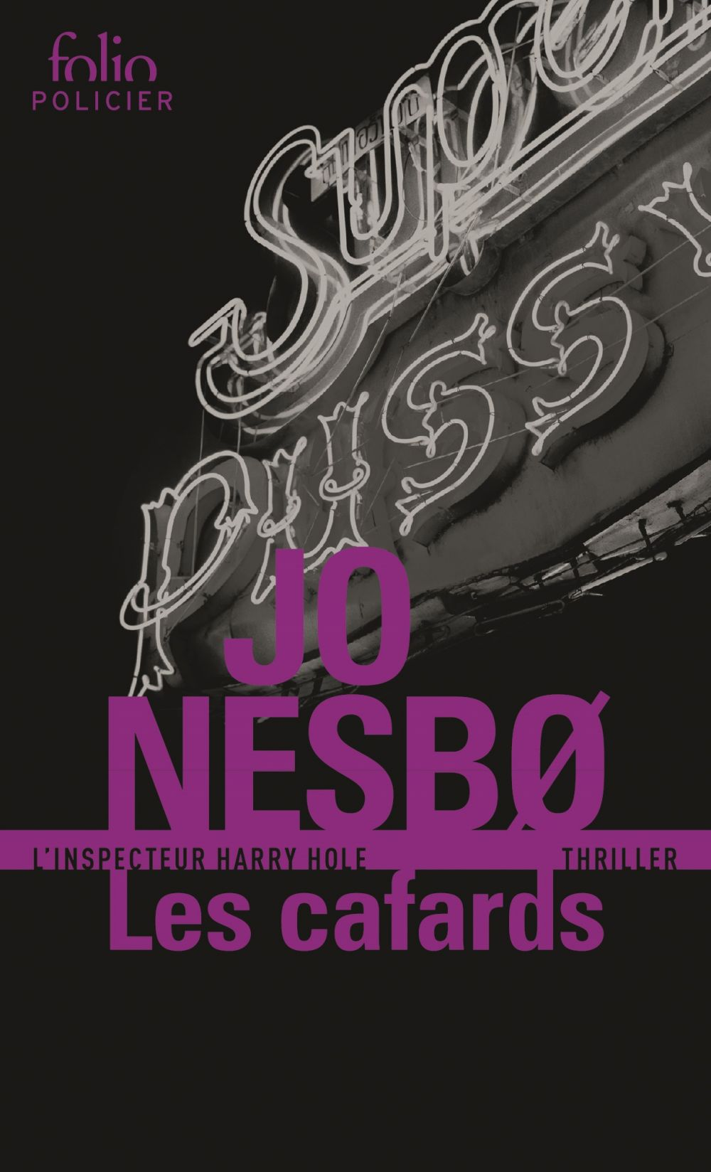 Les cafards (L'inspecteur Harry Hole)