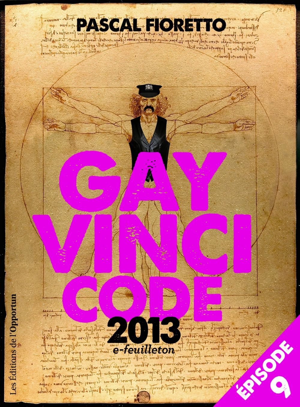 Gay Vinci code 2013 (Episode 9)