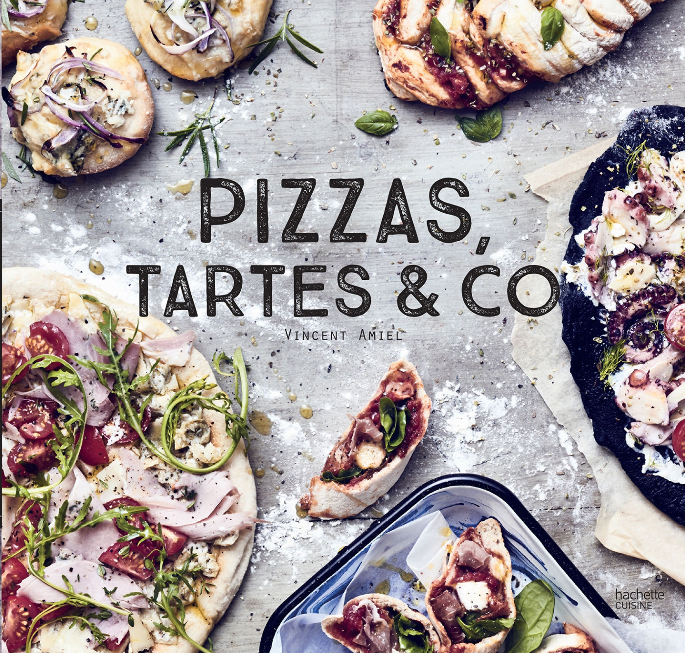 Pizzas, tartes & Co