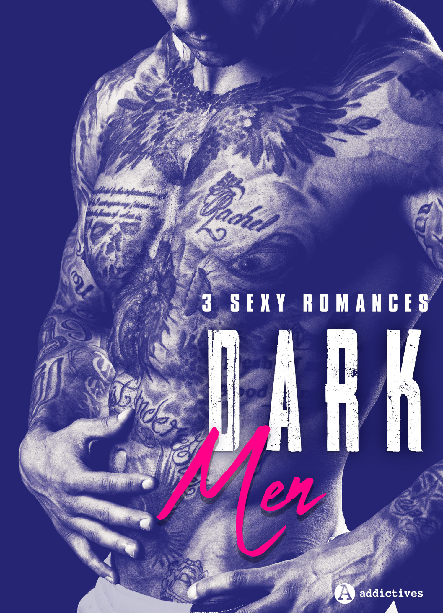 Dark Men – 3 sexy romances