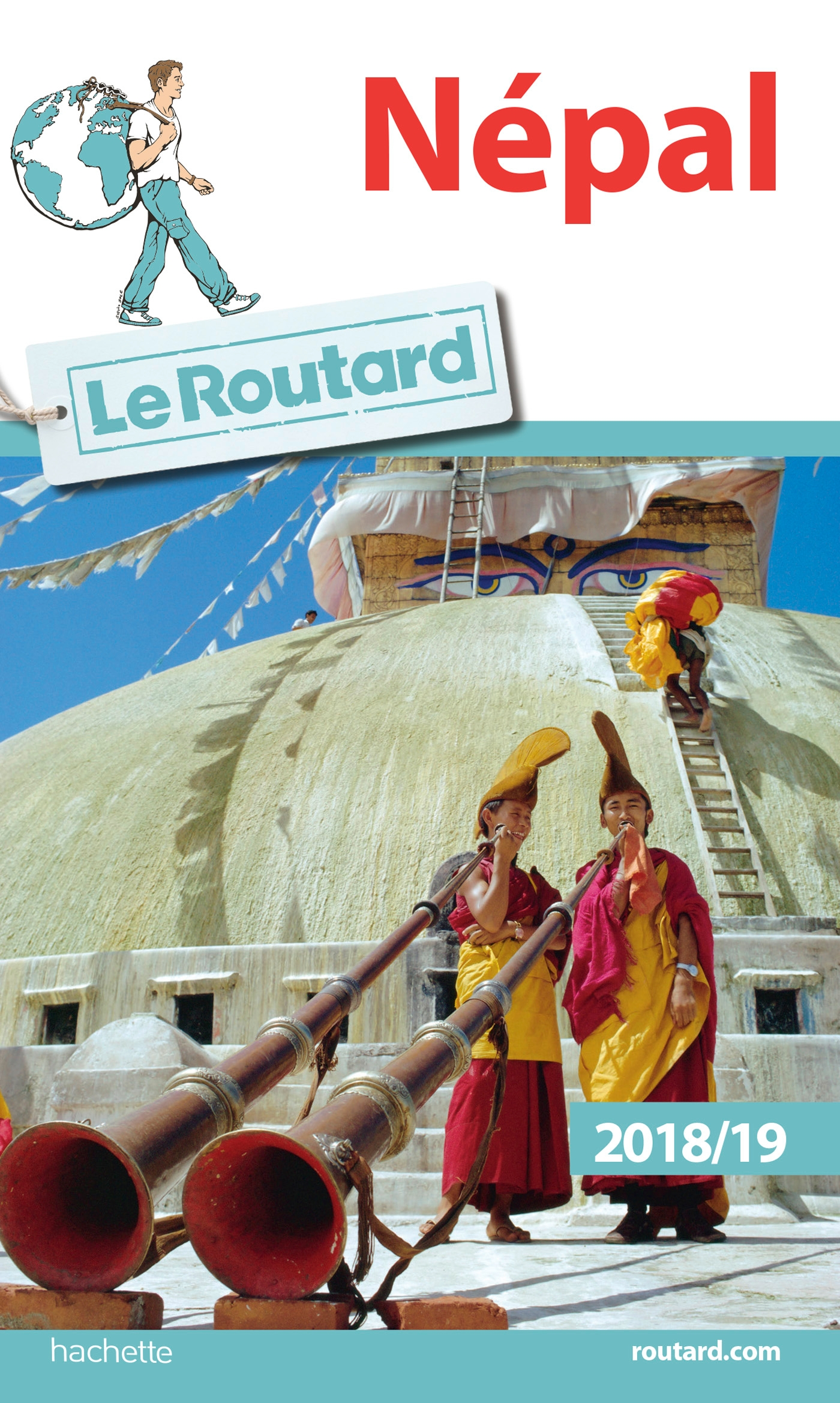 Guide du Routard Népal 2018/19