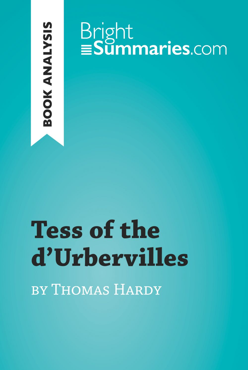 Tess of the d'Urbervilles by Thomas Hardy (Book Analysis)