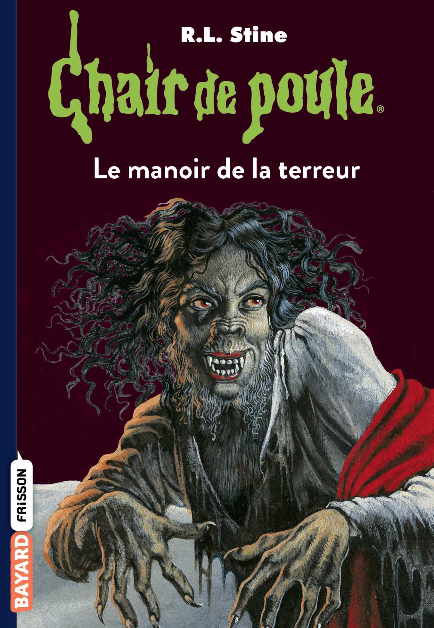 Chair de poule , Tome 57
