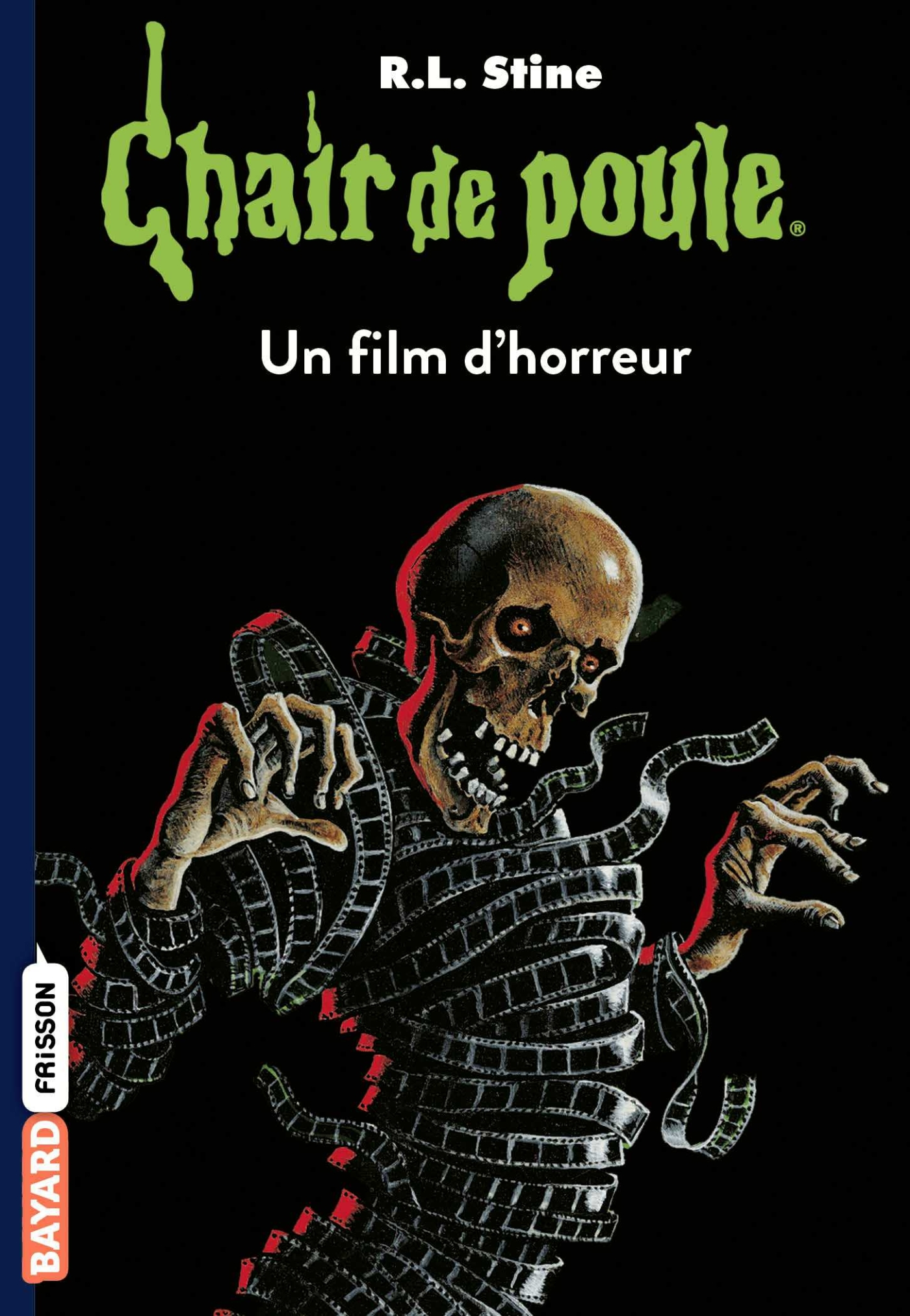 Chair de poule , Tome 52