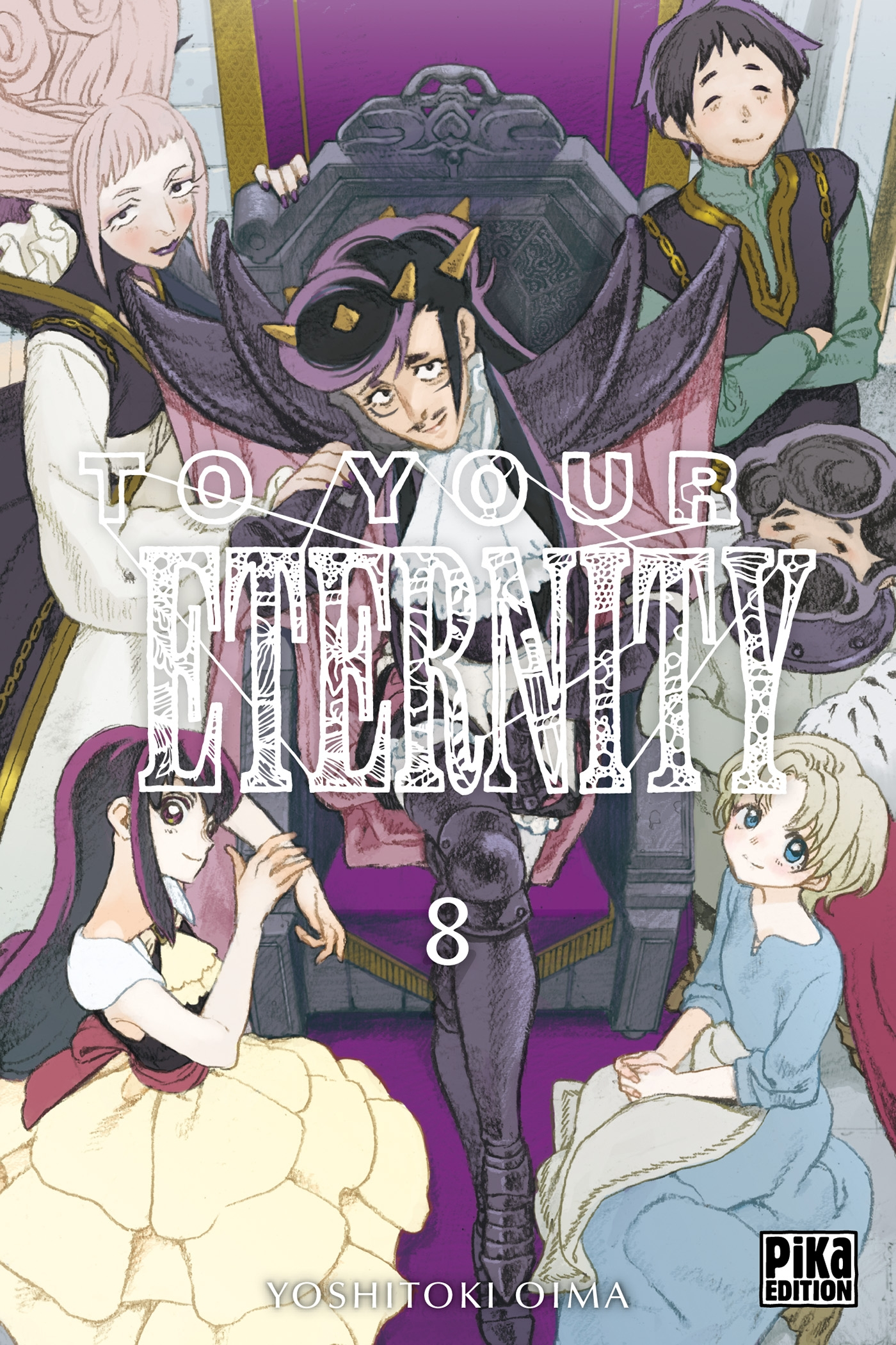 To Your Eternity T08